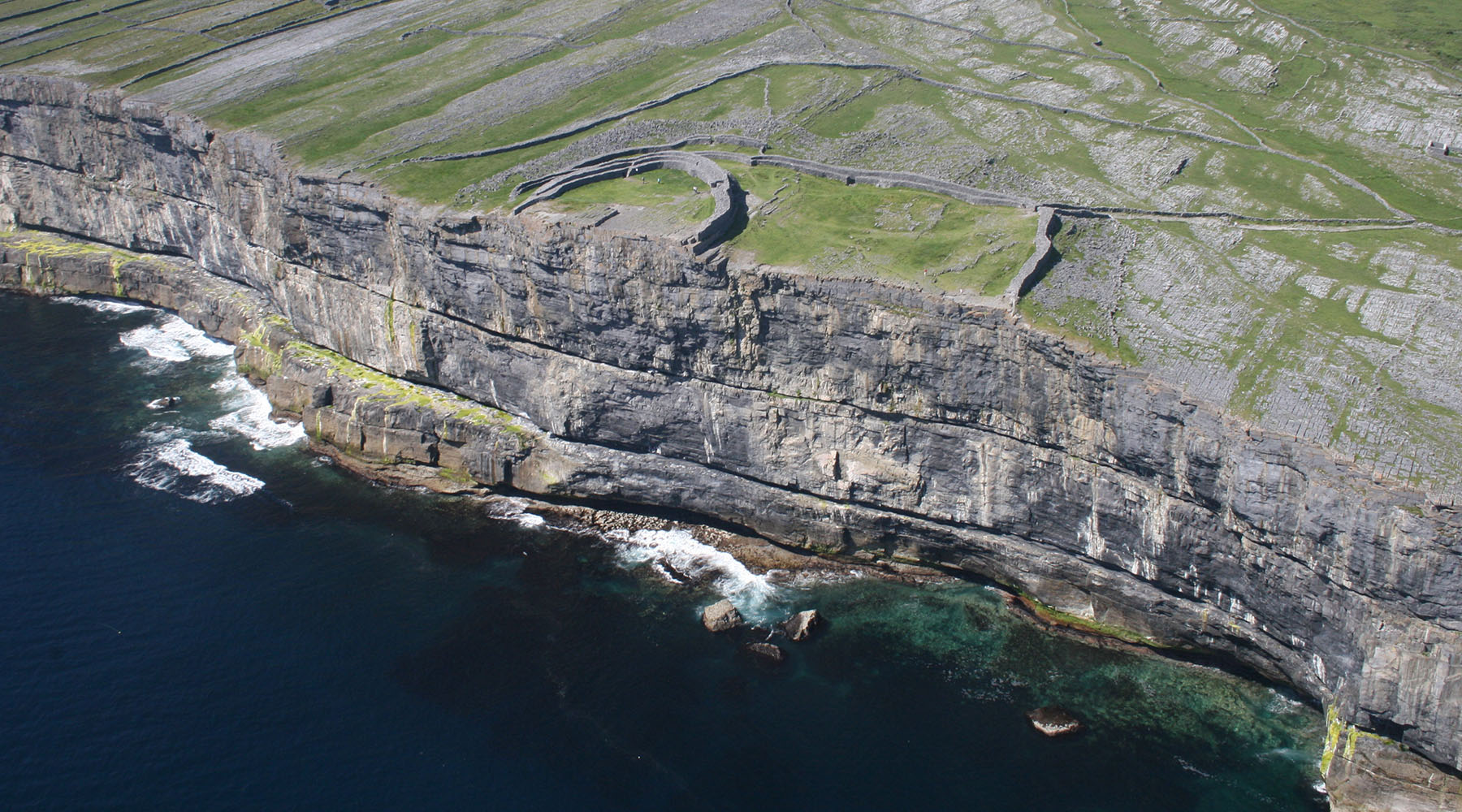 Inis Mor (Inishmore) Island, The Aran Islands, Co Galway